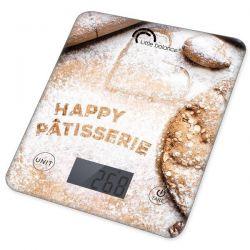 LITTLE BALANCE Balance culinaire 5 kg - Happy Pâtisserie - 8207