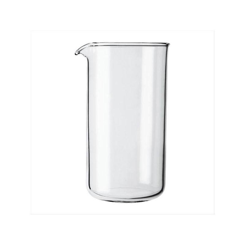 bodum verre de rechange pour cafeti re piston 3 tasses. Black Bedroom Furniture Sets. Home Design Ideas