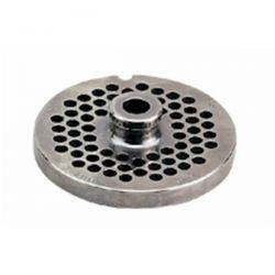 REBER Grille pour hachoir élèctrique N°12 - diam 6 cm