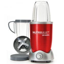 NUTRIBULLET Extracteur de nutriments Rouge - NutriBullet 600 W - NUTRI600R