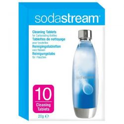 SODASTREAM Lot de 10 tablettes de nettoyage [-]