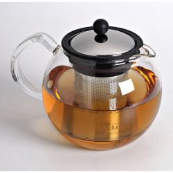 BODUM Théière 1.5 L en verre avec filtre inox - Assam
