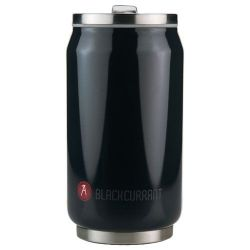 LES ARTISTES Mug isotherme 280 ml Noir Brillant - Pull Can'It