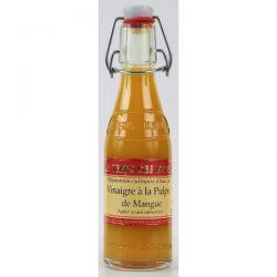 LE TEMPS DES METS Vinaigre à la pulpe de Mangue - 20 cl