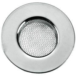 METALTEX Filtre à évier inox - diamètre 7.5 cm