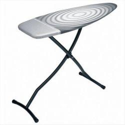 BRABANTIA Table à repasser Titan ovale 135 x 45 cm