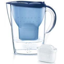BRITA Carafe 2,4 L Bleue - Marella Maxtra+ 4 mois d'eau filtrée