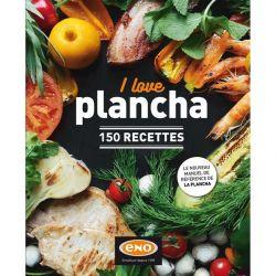 ENO LIVRE I LOVE PLANCHA 150 RECETTES