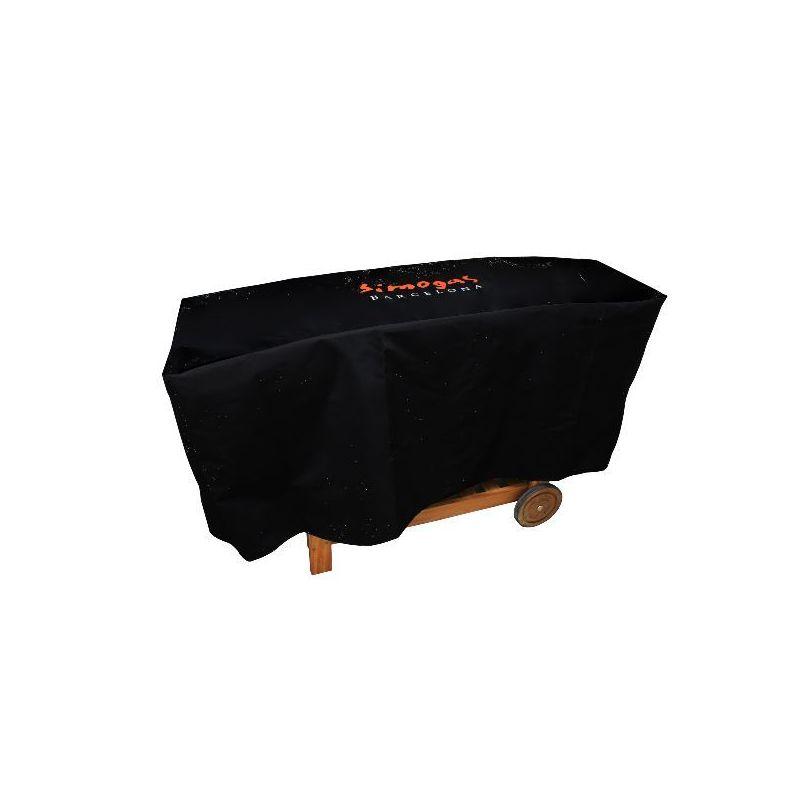 housse de protection simogas pour plancha meuble 75. Black Bedroom Furniture Sets. Home Design Ideas
