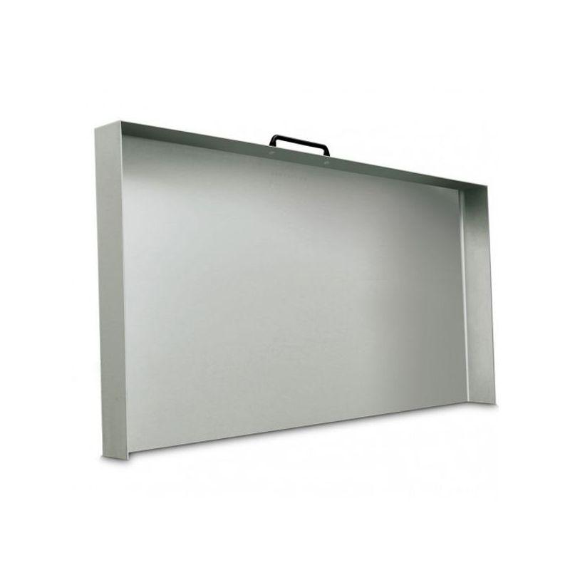 couvercle inox simogas pour plancha silver ou extreme 60 cm cvs60. Black Bedroom Furniture Sets. Home Design Ideas