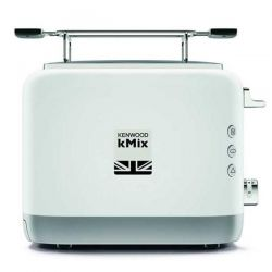 KENWOOD GRILLE PAIN KMIX 900W 2TRANCHES BLANC