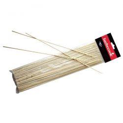 BARBECOOK Sachet de 100 brochettes en bambou