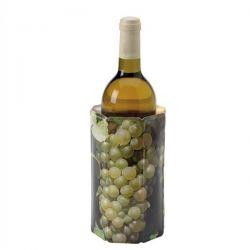 VACUVIN Rafraîchisseur à vin ''Raisin Blanc'' - Rapid Ice Cooler