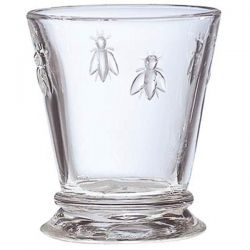 LA ROCHERE Lot de 6 gobelets 27 cl - Abeille