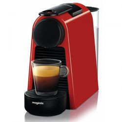 MAGIMIX Cafetière Rouge - Nespresso Essenza Mini - 11366