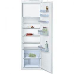 BOSCH Réfrigérateur 1 porte intégrable 286 l Congélateur 4 * KIL82VSF0