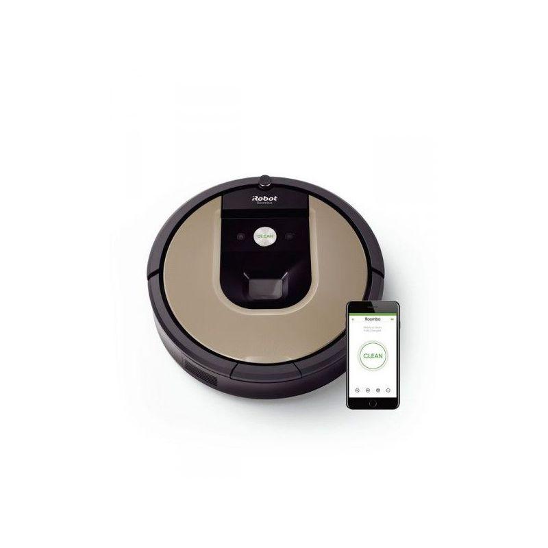 I Robot aspirateur robot roomba 966