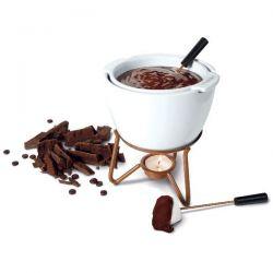 BOSKA Service à fondue Chocolat au bain-marie