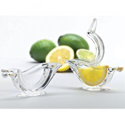 ECF CHOMETTE FAVOR Lot de 2 presse-citrons - Press Art