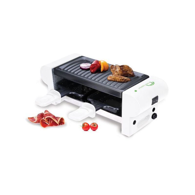 Little Balance raclette / grill 2 personnes - happy - 8261