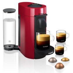 MAGIMIX Cafetière Nespresso Vertuo Plus Rouge - 11389