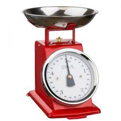 OGOLIVING Balance de cuisine mécanique Rouge - 7915011