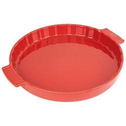 PEUGEOT Moule à tarte 30 cm Rouge - Appolia