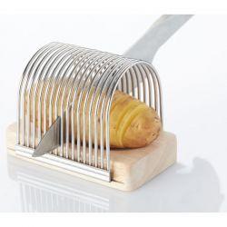 POINT VIRGULE Set de découpage spécial pomme de terre