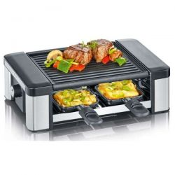 SEVERIN Raclette / Grill 4 personnes - 2674