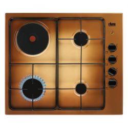 FAURE Table de cuisson mixte 3+1 FGM64300T