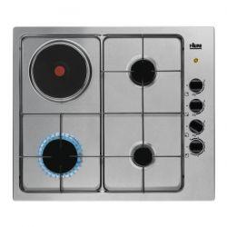 FAURE Table de cuisson mixte 3+1 FGM64300X
