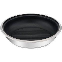 LAGOSTINA Poêle grill 26 cm revêtue - Maestria