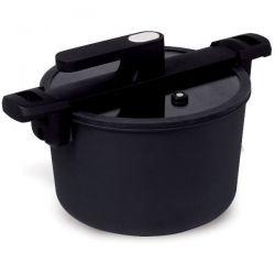 BAUMALU Cuiseur basse pression 24 cm / 6 L