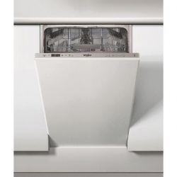 WHIRLPOOL Lave vaisselle 45 cm tout intégrable 10 couv WSIC3M17