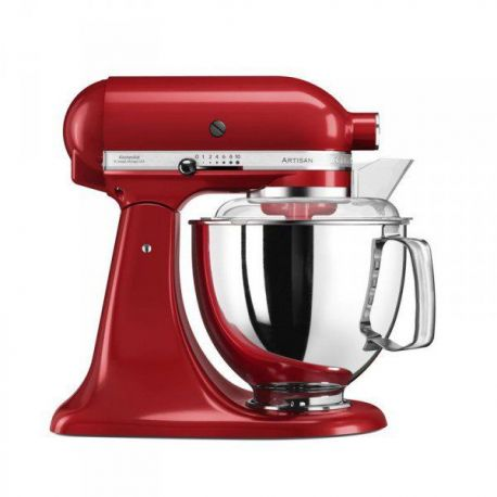 KITCHENAID - Robot artisan rouge empire