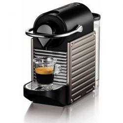 KRUPS Nespresso Pixie - Titane - YY4127FD