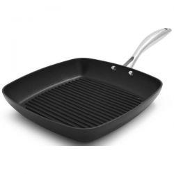 SCANPAN  Poêle grill carrée 27 cm - Pro IQ