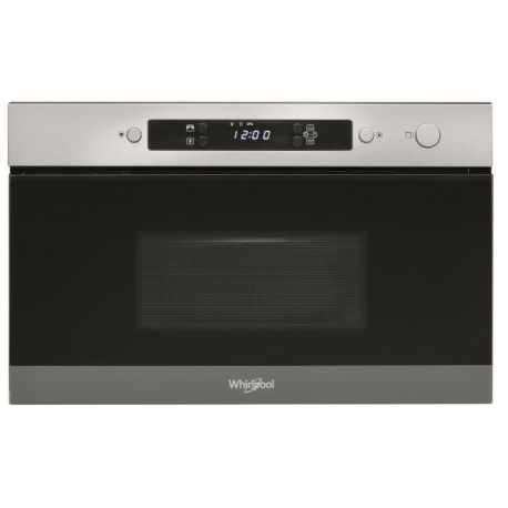 WHIRLPOOL Micro-ondes solo intégrable AMW4900IX