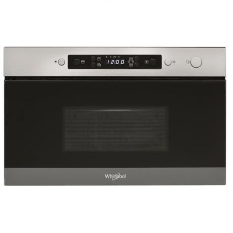 WHIRLPOOL Micro ondes grill intégrable AMW4920IX