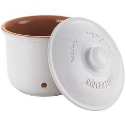 ROMERTOPF Boîte de conservation Blanche pour oignons