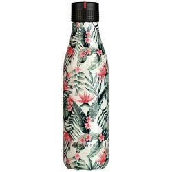 LES ARTISTES Bouteille isotherme 500 ml Palmier - Bottle'Up Expression