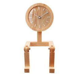 LE STUDIO Horloge Bonhomme