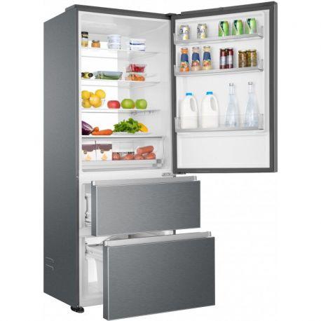 HAIER Réfrigérateur multi-portes 310+121 A3FE743CPJ