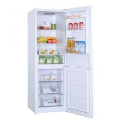 BRANDT réfrigérateur combiné 320 l BFC8610NW