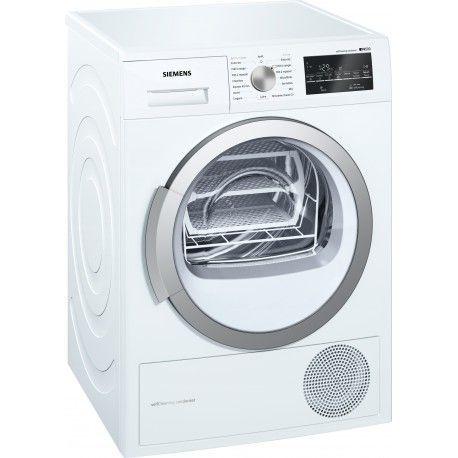 SIEMENS sèche-linge condenseur 9 Kg Pompe à chaleur