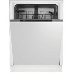BEKO lave vaisselle intégrable 14 couverts 46 dB KDIN25311