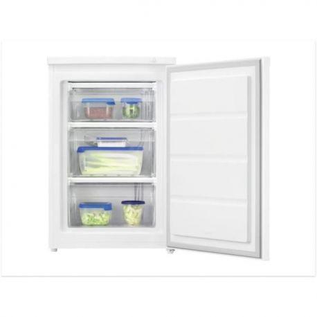 FAURE - congélateur table top armoire 82 litres 3 tiroirs FYAN8FW1