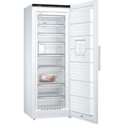 SIEMENS Congélateur armoire no frost IQ500 365 litres GS58NAWDV