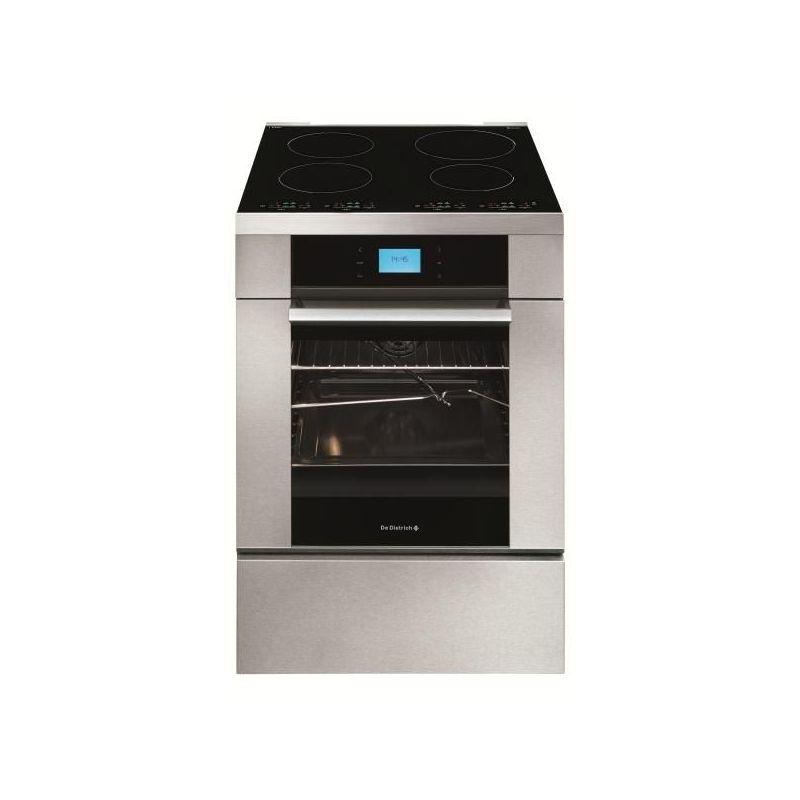 cuisini re induction pas cher de dietrich dci1594x inox comparatif. Black Bedroom Furniture Sets. Home Design Ideas