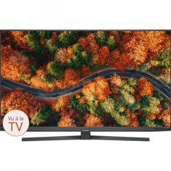 GRUNDIG TV LED 123 cm UHD 4K 49GEU8900A